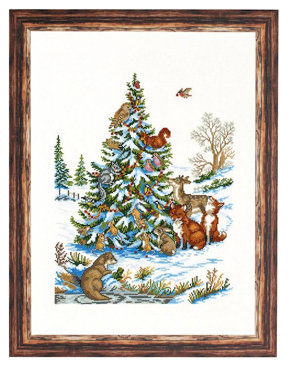 Bilde Dyrenes jul