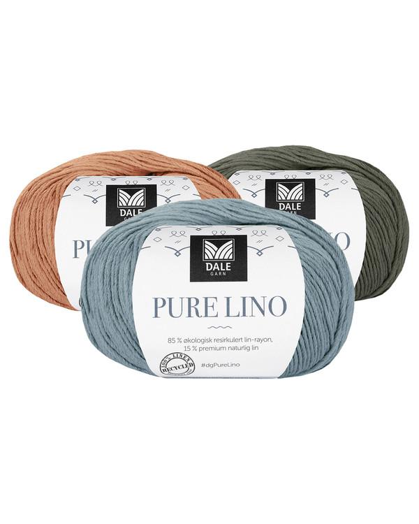 Garn Pure Lino