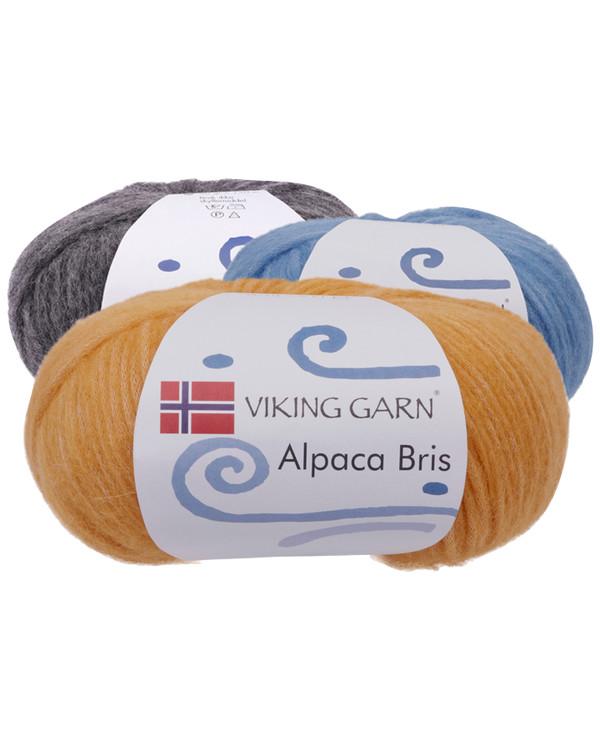 Garn Viking Alpaca Bris