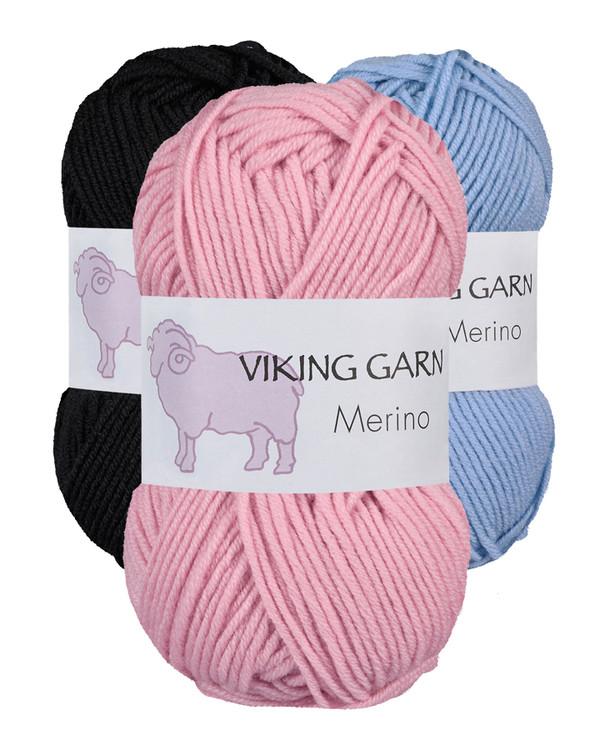 Garn Viking Merino