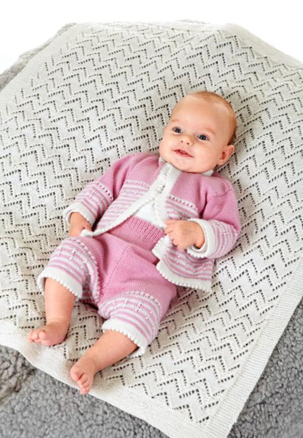 Babygenser, jakke og bukse