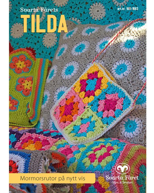 Häfte Mormorsrutor Tilda