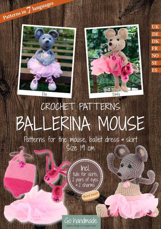 Paket Ballerina Möss