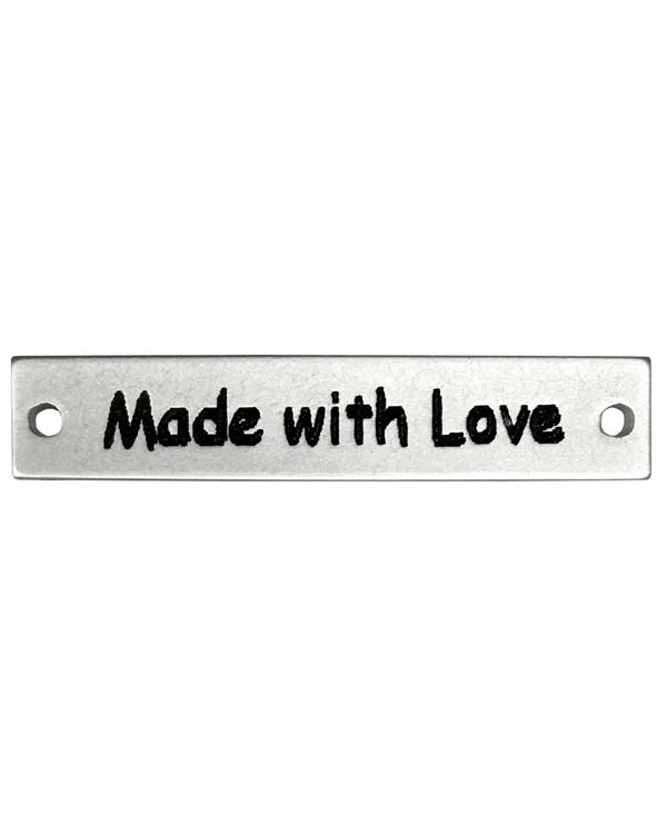 Bricka Made with Love
