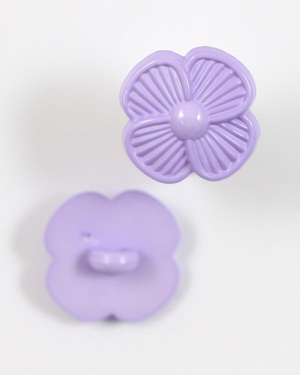 Knapp Blomma 15 mm