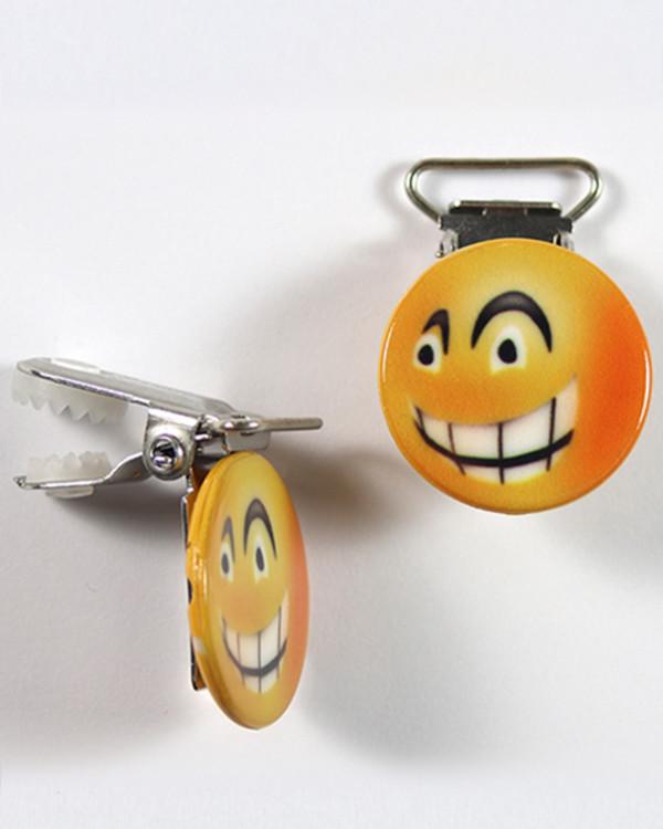 Klips Emoji Luring 18 mm