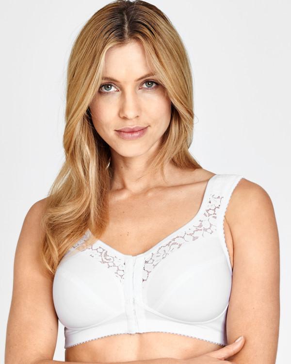 Rintaliivit ilman kaaritukia Cotton Lace Miss Mary