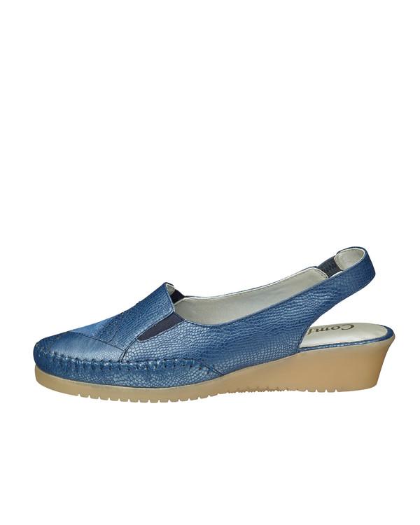 Sko blå