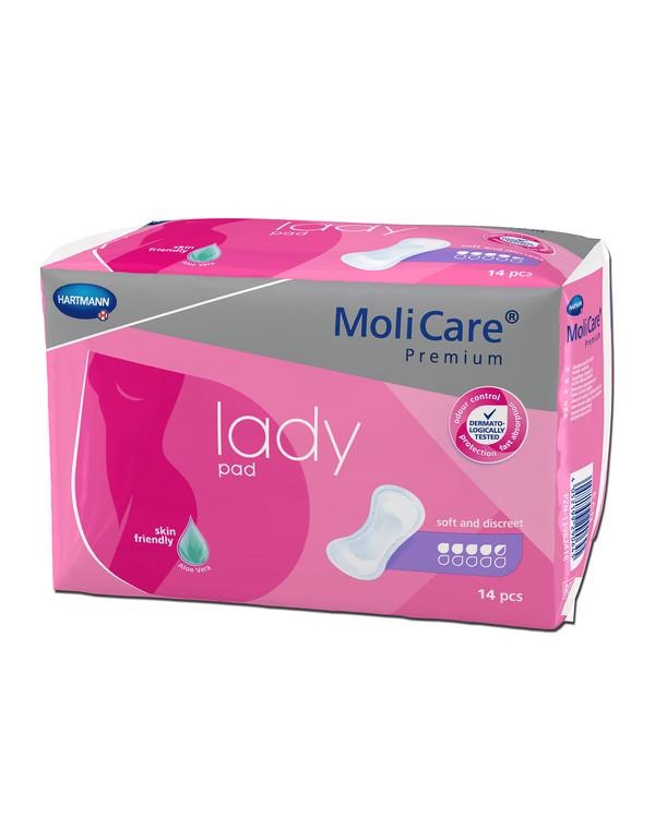 MoliCare Premium lady pads 4,5 pisara