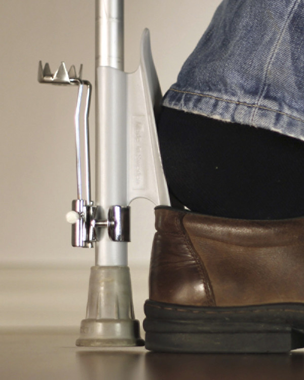 Skohorn til krykker Easy-on