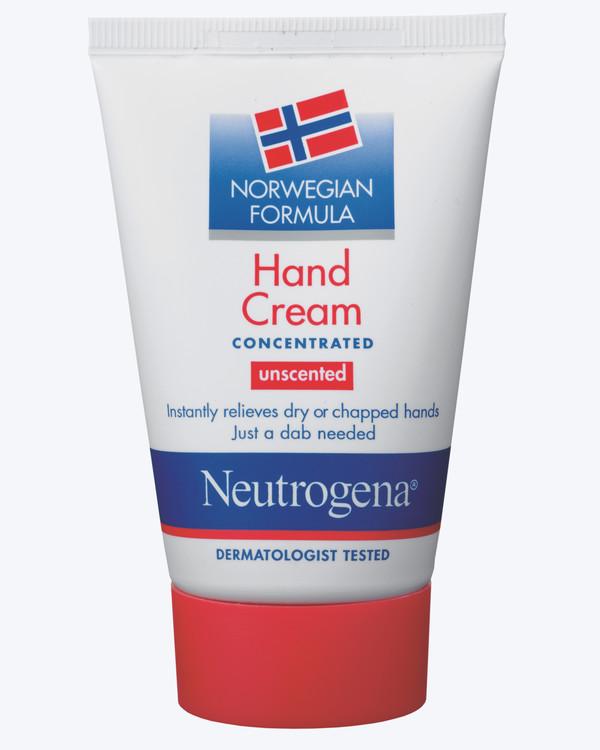 Norwegian Formula Hand Cream uparfymert