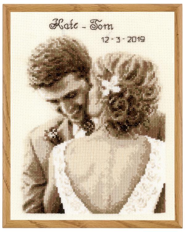 Bilde Bryllupslykke