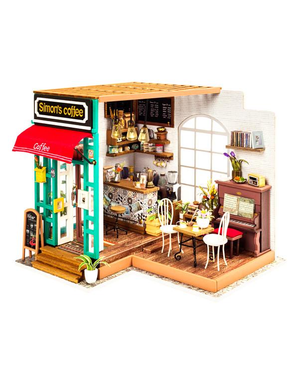 Miniatyrrom Café