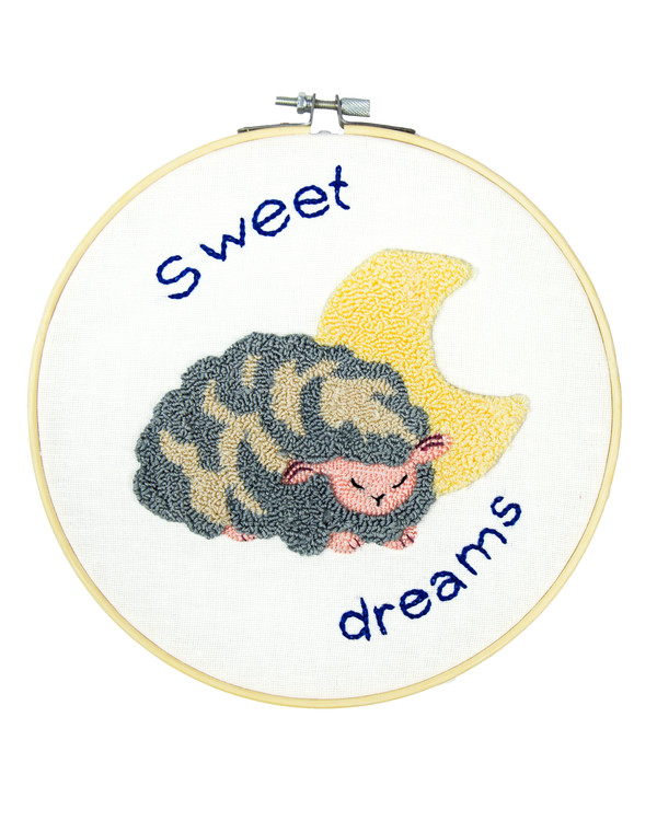 Punch needle pakke Sweet dreams
