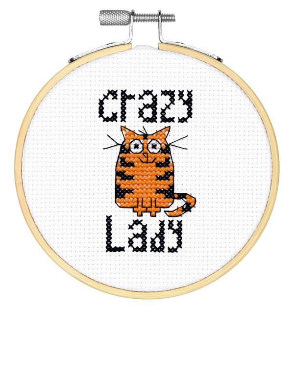 Bilde Crazy cat lady