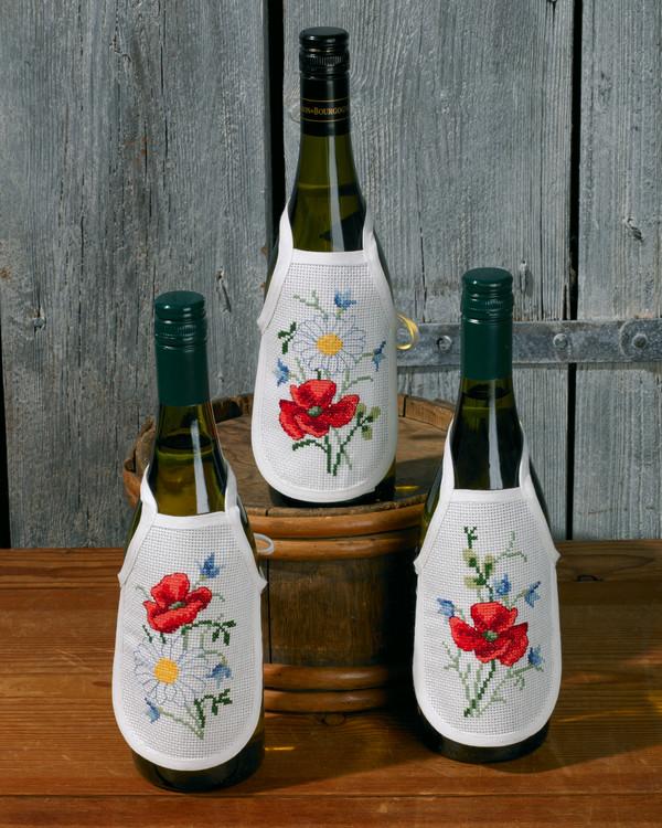 Flaskförkläden Sommar 3-pack