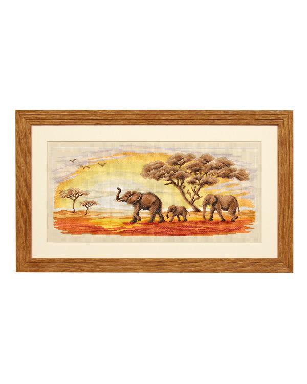 Bilde På savannen