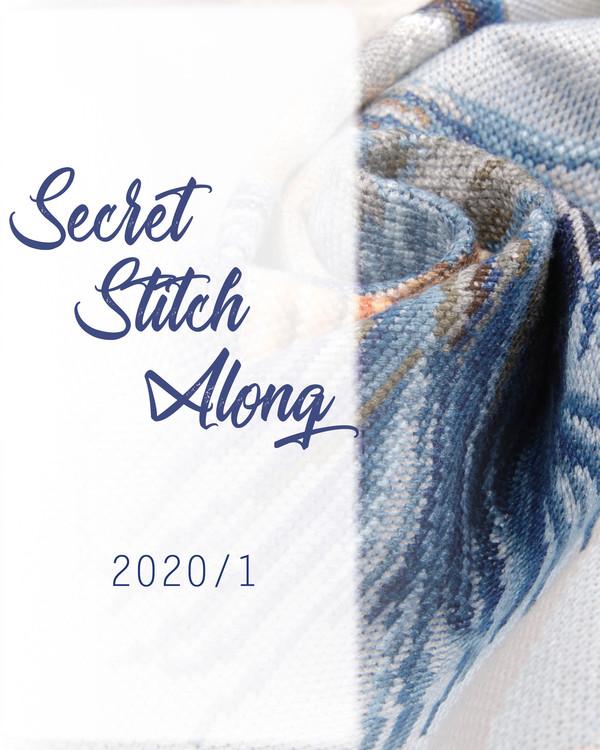 Secret Stitch Along 2020 #1