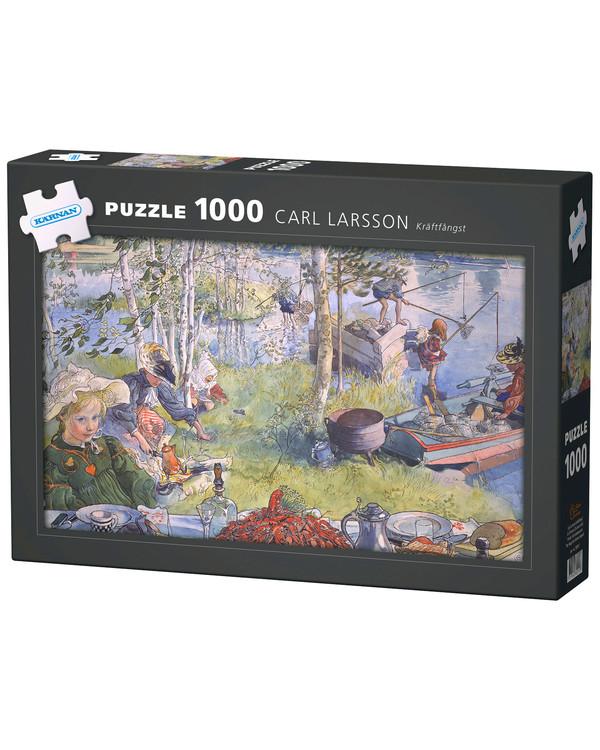 Puslespill Carl larsson 1000 biter