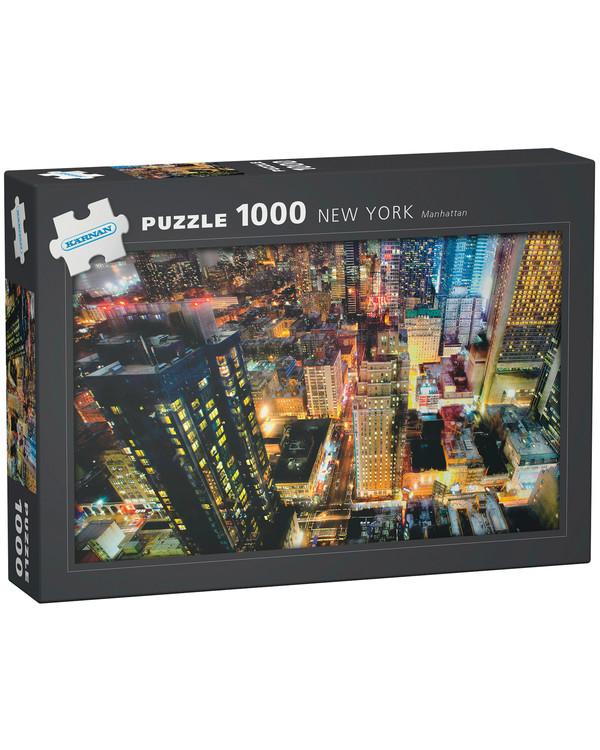 Pussel Manhattan 1000 bitar