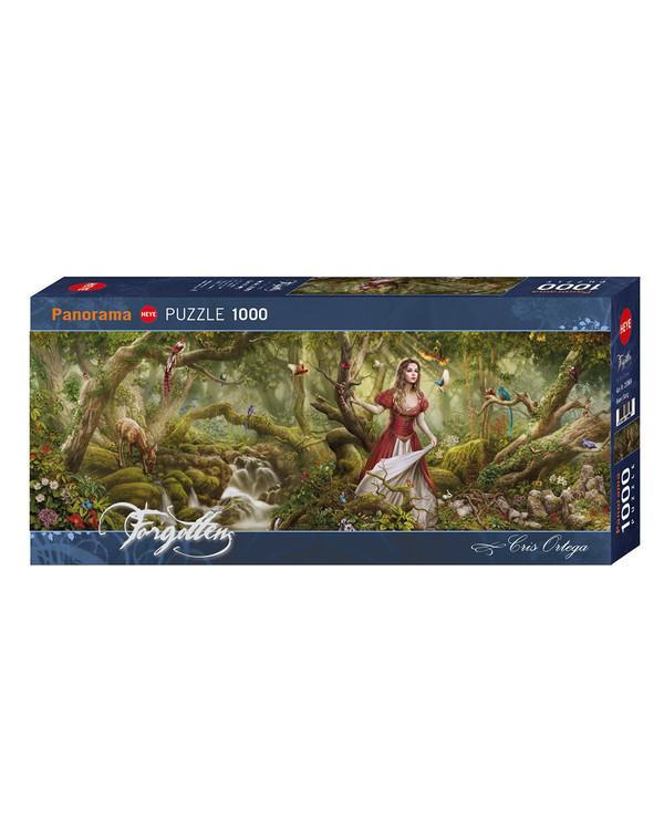 Puzzle Ortega Magischer Wald 1000 Teile