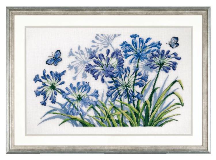 Bilde bedårende blåfiolett