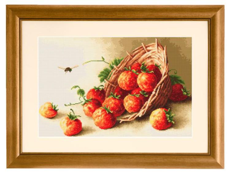 Bild Erdbeerkorb