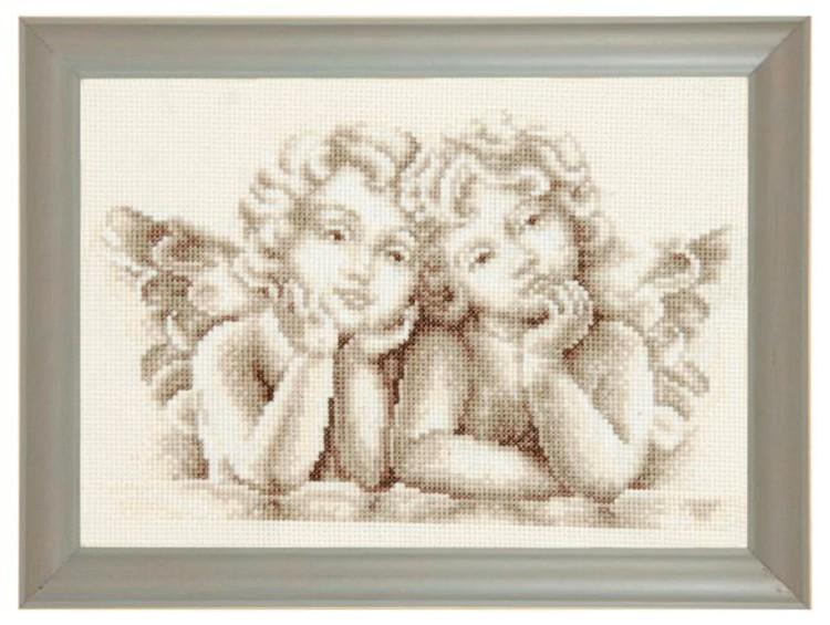 Bild Zwei kleine Engel