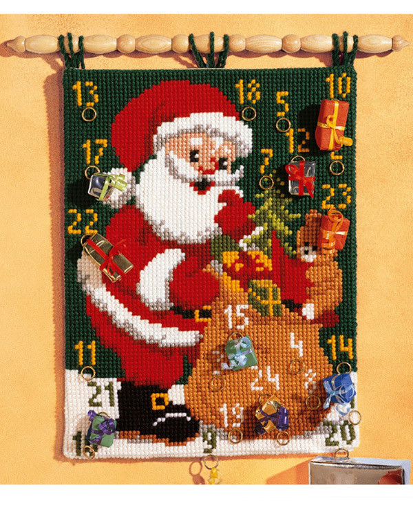 Kalender Julegavesekken