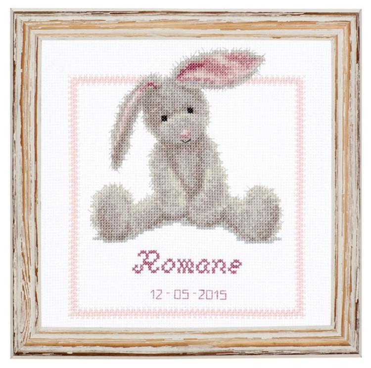 Fødselsminne Søt kanin