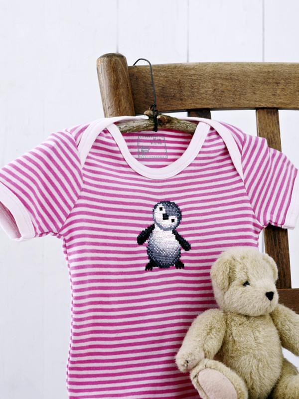 Kirjomus Pingviini