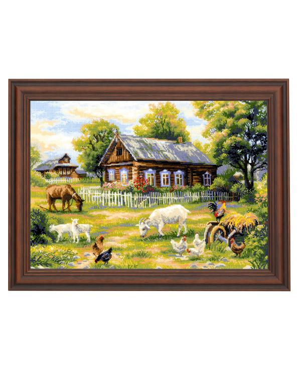 Billede Harmoni på gården