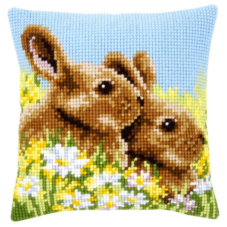 Tyynynpäällinen Kaniinit
