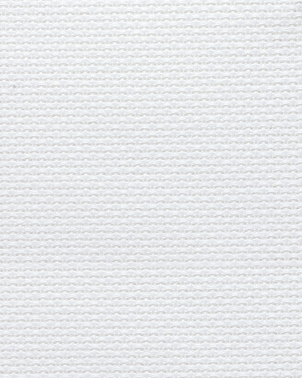 Aida valkoinen 4,4 ruutua/cm