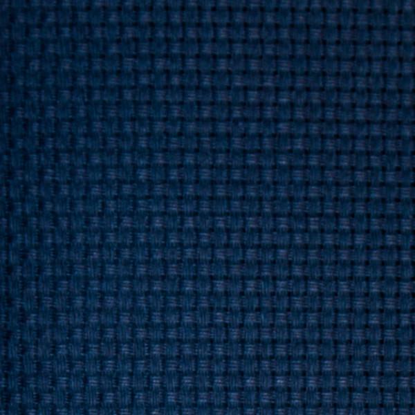Vev Aida mørk blå 4,4 ruter/cm