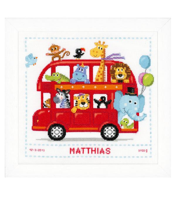 Fødselsbilde Safaribussen