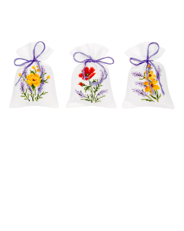 Doftpåsar Lavendel 3-pack
