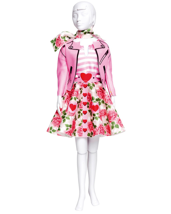 Dress Your Doll Outfit Lucy Roses