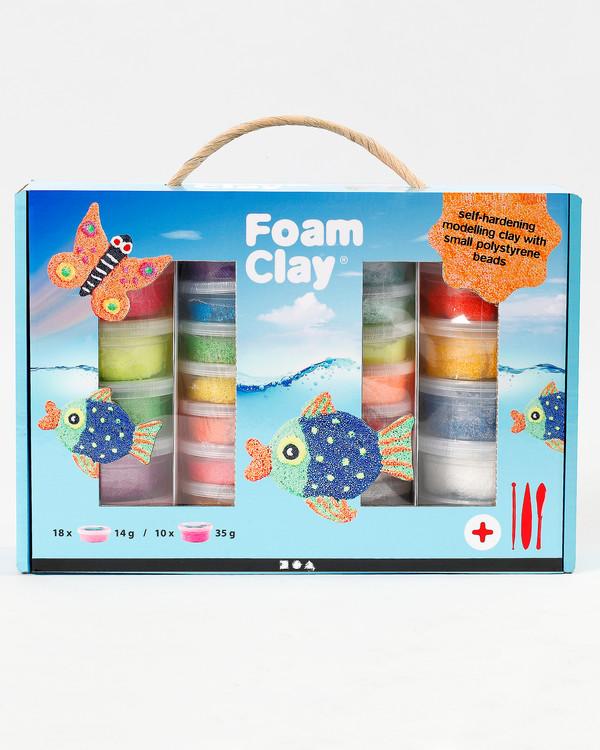 Foam Clay Lahjarasia