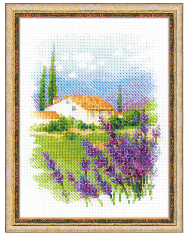 Bild Landhaus in der Provence