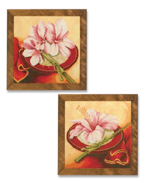 Bild Orientalische Blumen