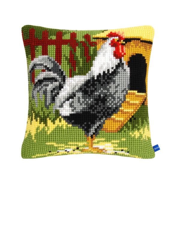 Pute Svart hane
