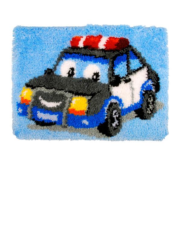 Ryamatta Polisbilen