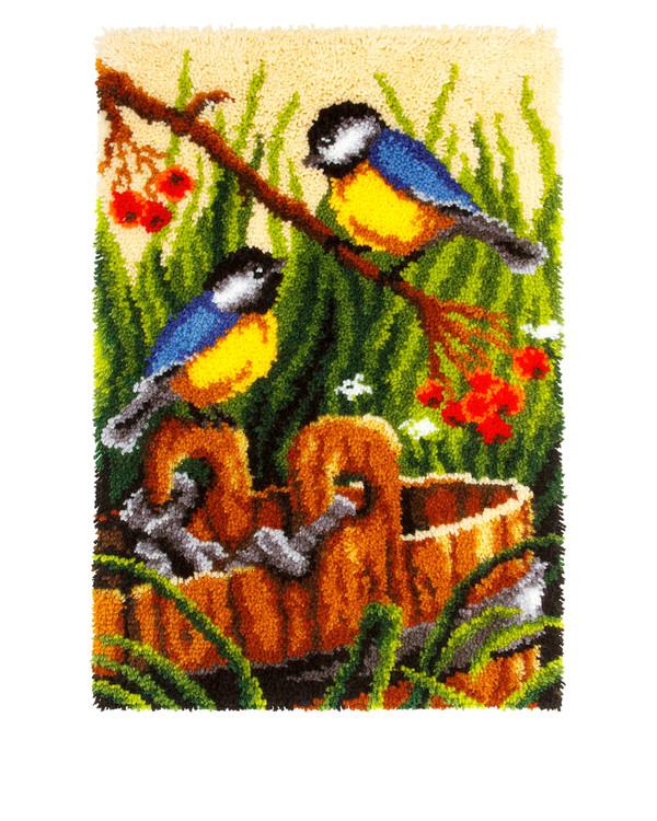 Matta Småfåglar