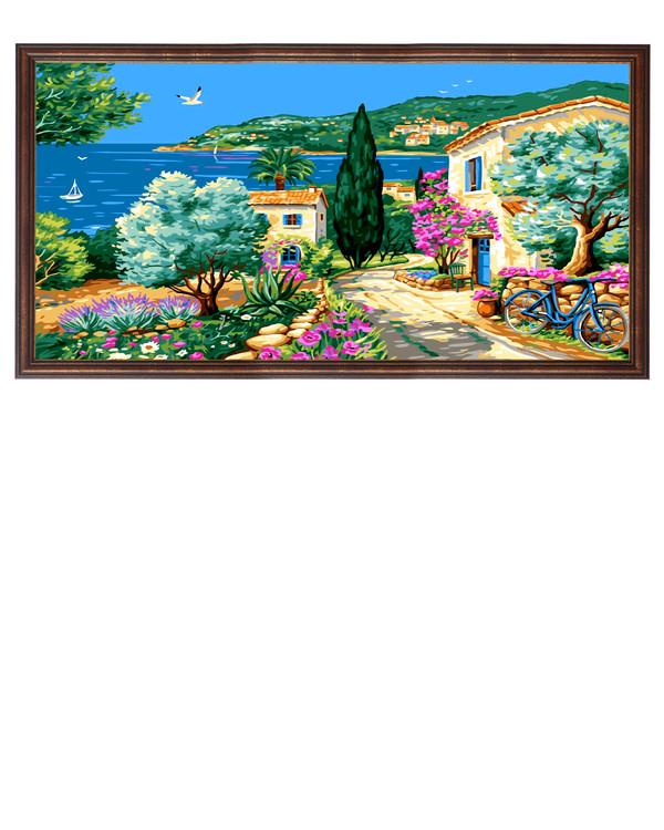 Kanavatyö La Provence