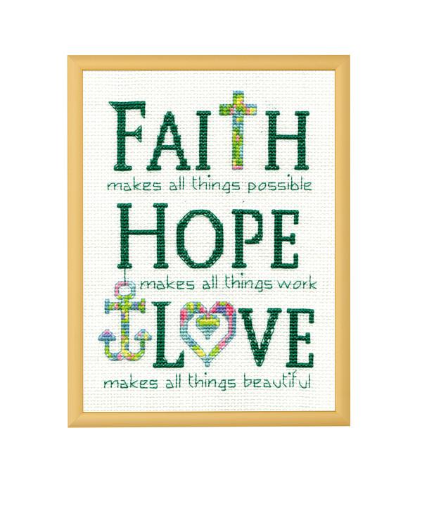 Taulu Faith hope Love
