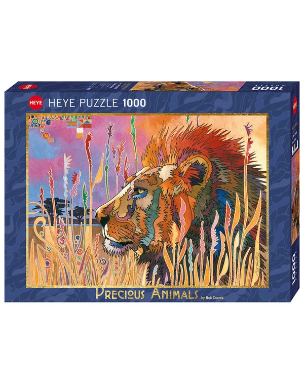 Pussel Lejon på Savannen 1000 bitar