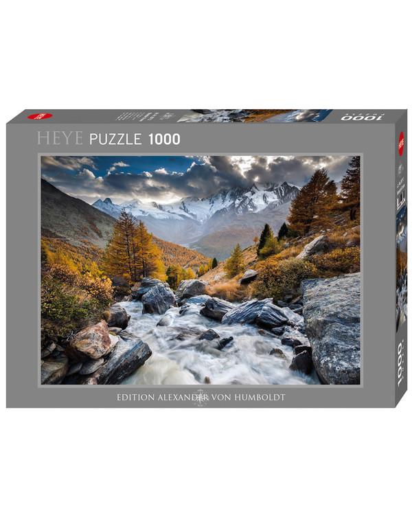 Puslespill Humboldt berget 1000 biter