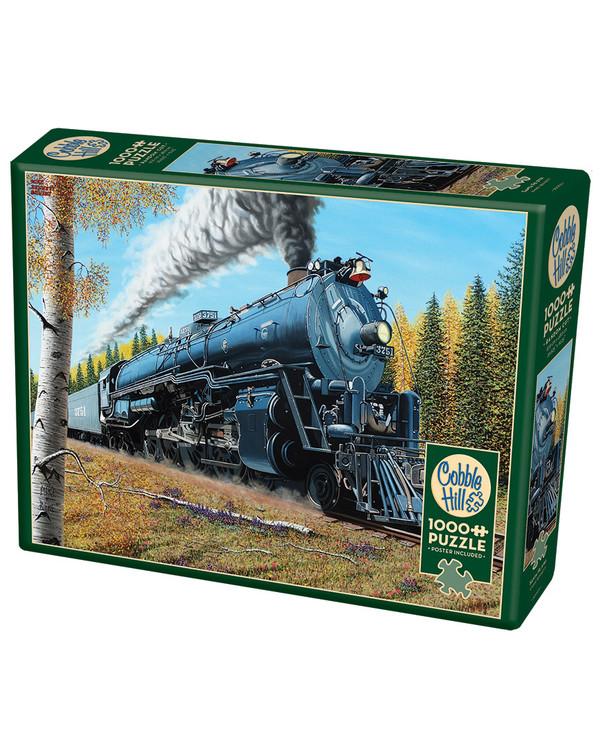 Puzzle Santa Fe 3751 1000 Teile