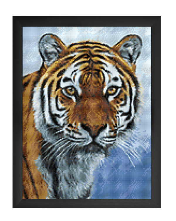 Diamond painting Tiger